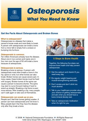 osteoporosis-brochure